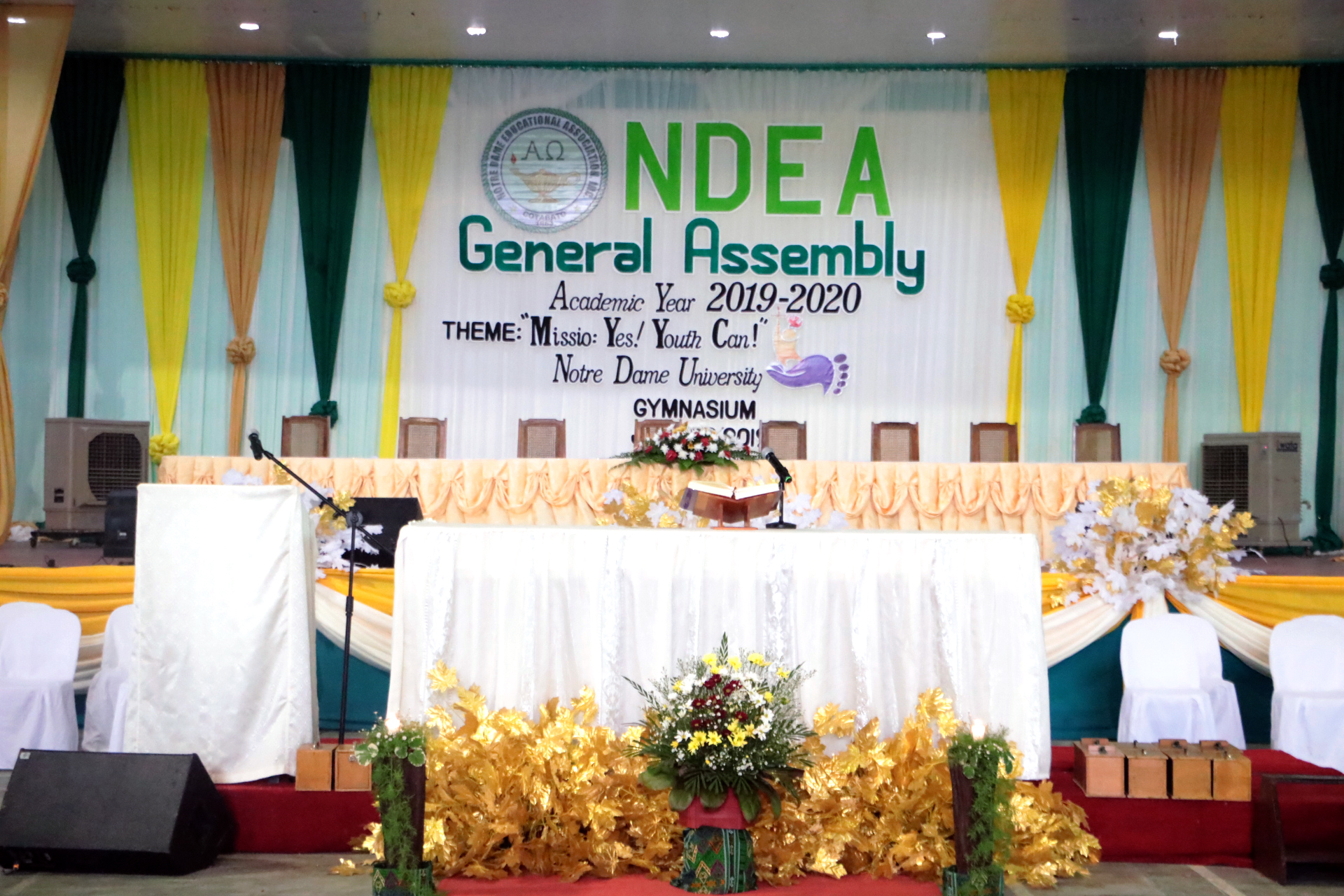 NDEA General Assembly